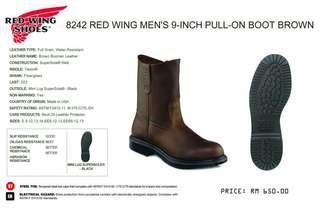 Redwing boot original