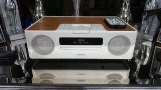 Yamaha tsx 130 audio player