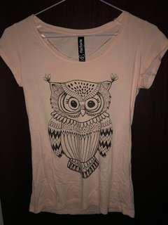 🚚 Owl Top