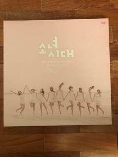 SNSD All About Girls Generation Paradise in Phuket 6DVD + Photo Book