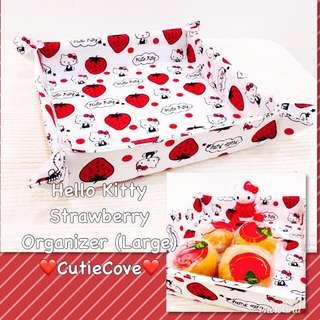 *IN STOCK IN SG* Hello Kitty Strawberry Organizer (Large)