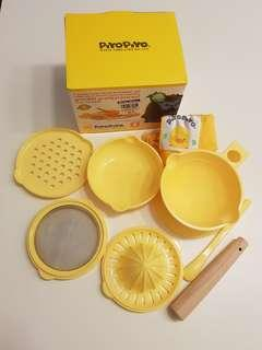 PiyoPiyo Food processor set