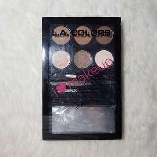 LA Colors Eyebrow Palette