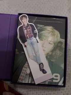 Wanna One Nothing Without You Album (wanna ver) Kang Daniel set