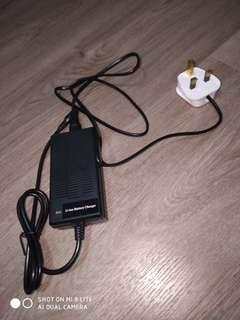 Stock Fiido charger 42v 2.0A output