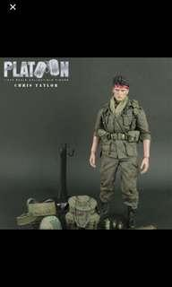 Hot Toys Platoon Chris Taylor