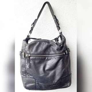 SABA GENUINE LEATHER BAG