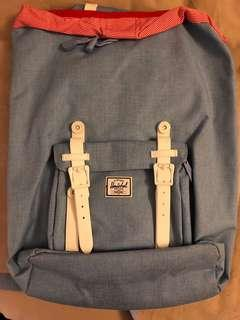 Herschel Little America Mid Volume Light Blue