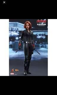 Hot Toys MMS 288 Age of Ultron - Black Widow