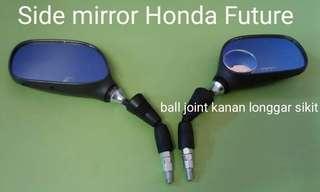 Side mirror ori honda used