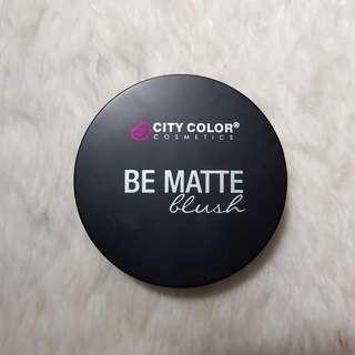 City Color Lychee Blush