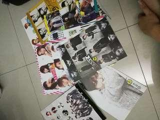 Kpop A4 size poster