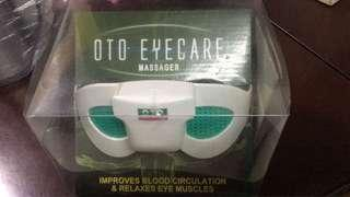 (全新)OTO eyecare massager