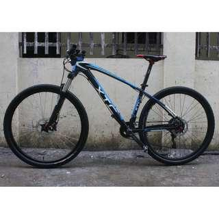 Giant XTC set-up MTB mountain bike