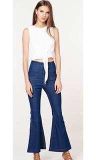TCL Loake Flare Jeans