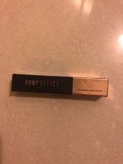 Pony effect lip tint