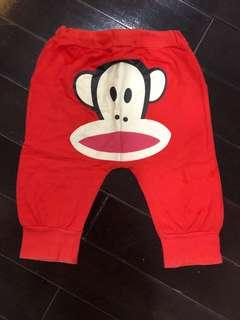 Pants faul frank model size 3-4 UNISEX