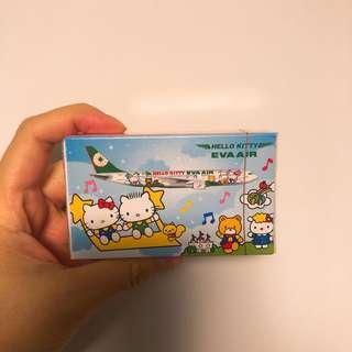 Eva Air Hello Kitty啤牌