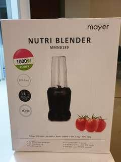 NUTRI BLENDER 1000W