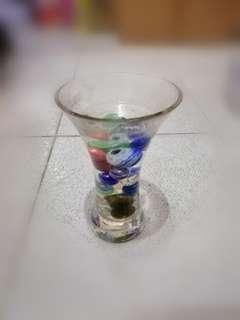 玻璃瓶(不包彩石)