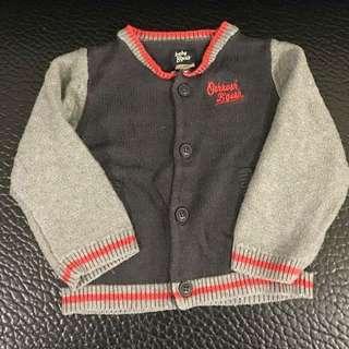 Oshkosh 嬰幼兒線衫 (18M)