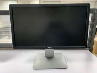 Dell monitor P2014H LED 顯示屏