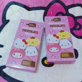 Hello Kitty Chocolate Cream