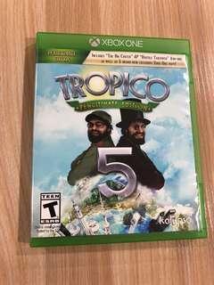 Xbox One Tropico 5