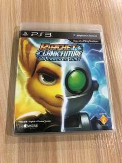 PS3 Ratchet Clank Future - A Crack in Time