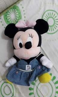 Minnie Baby. Disney ori. Kondisi bersih. like New
