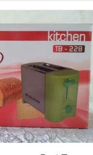 Toaster (Pemanggang Roti)