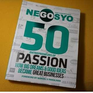 50 Enterpreneurs of Passion:  How Big Dreams and Good Ideas Became Great Businesses