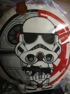 Star wars Stormtrooper round pillow -limited edition
