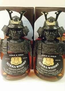 Nikka Whiskey Samurai Edition