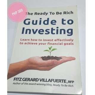 The Ready To Be Rich: Guide to Investing