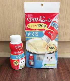 🚚 🎏【日本帶回】CIAO肉泥膏 乳酸菌肉泥膏  胖胖瓶肉泥膏
