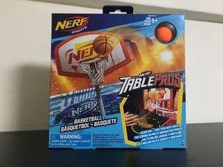 nerf Basketball game