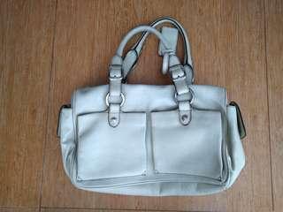 Dkny white bag premium quality