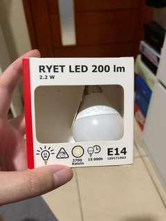 RYET LED 200 lm IKEA