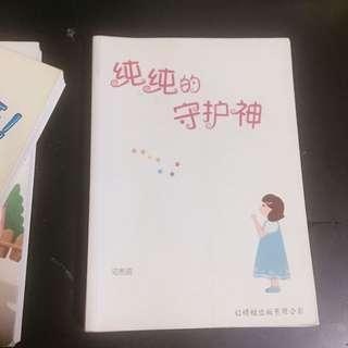 chinese novel 小说纯纯的 守护神