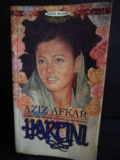 Novel - Hartini (Aziz Afkar)