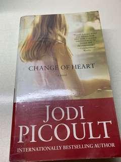 Jodi picoult's Change of Heart