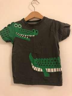 M&S 12-18 Months T shirt Good Condition