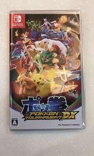 🚚 switch pokemon鐵拳(只拆封近全新)