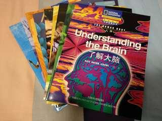 National Geographic English Book total 9 books 全套9本