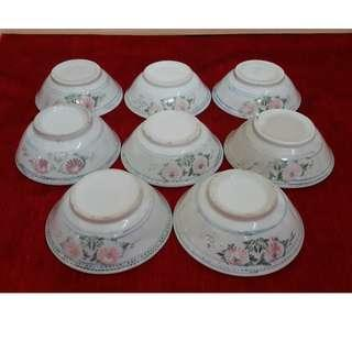 Vintage chinese bowls