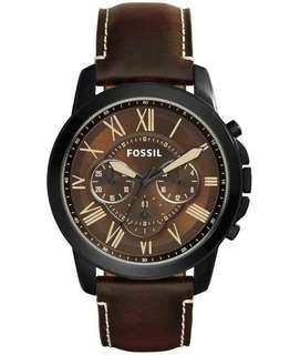 Fossil for men watch
