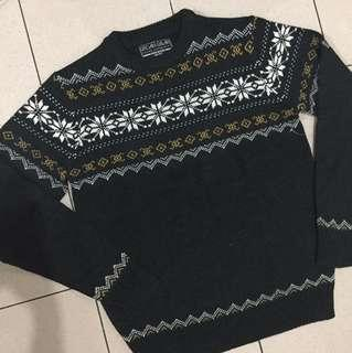 NEW Sweater Lengan Panjang Motif Polos Simple