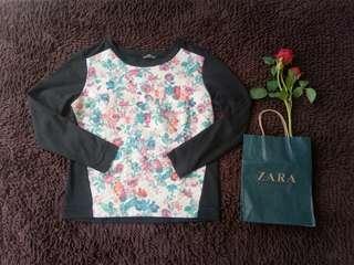ZARA sweater jacket