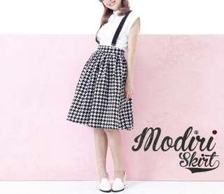 23's Quality Midi Skirt